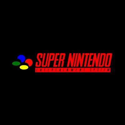 Super Nintendo vector logo