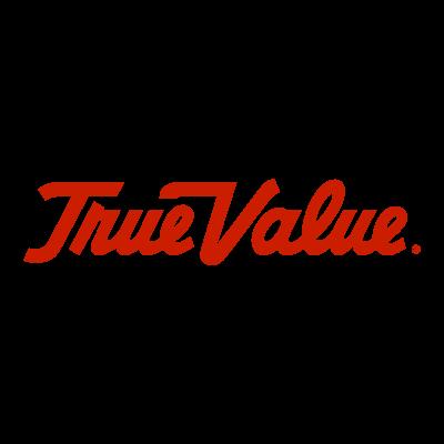 True Value logo vector