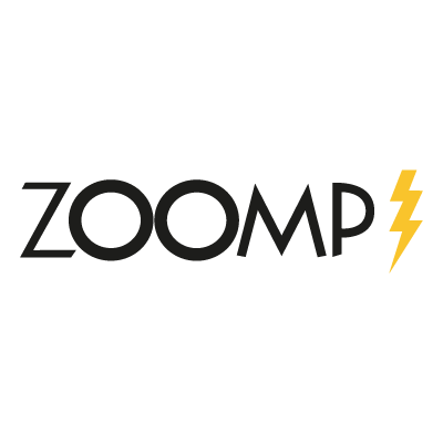 Zoomp vector logo