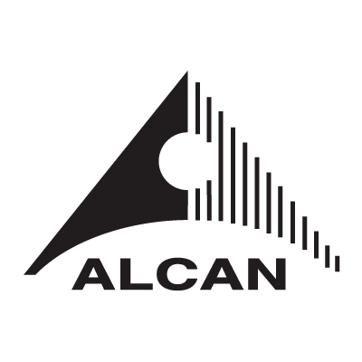 Alcan logo vector