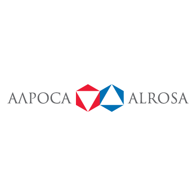Alrosa logo vector
