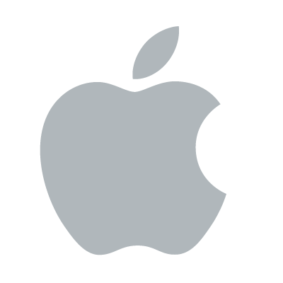 Apple classic logo