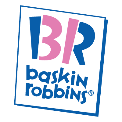 Baskin Robbins logo vector