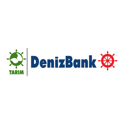 Denizbank logo vector
