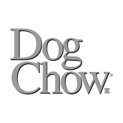 Dog Chow vector logo