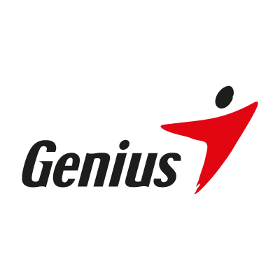 Genius logo vector