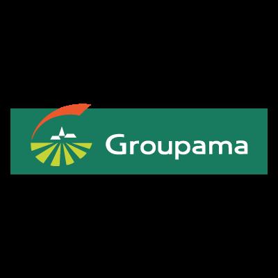 Groupama logo vector