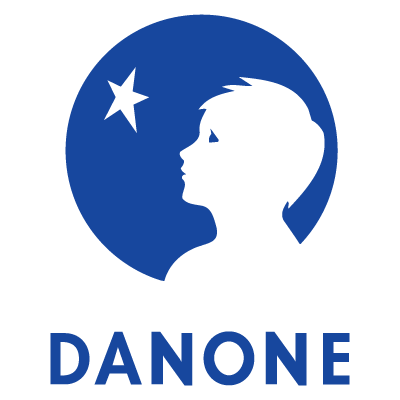 Groupe Danone logo vector
