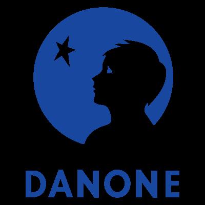 Groupe Danone logo vector
