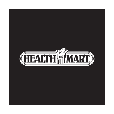 Health Mart logo vector