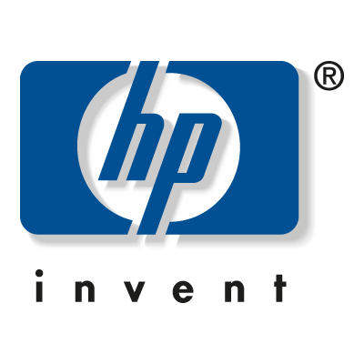 Hewlett Packard vector logo