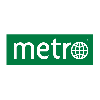 Metro International logo vector