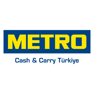 Metro logo vector
