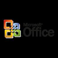 Microsoft Office 2004 vector logo