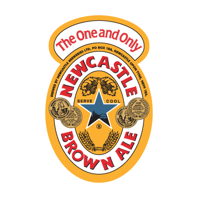 Newcastle Brown Ale logo