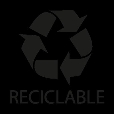 Reciclaje vector logo