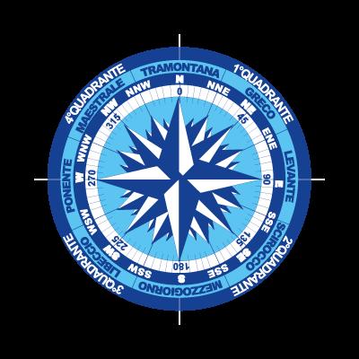 Rosa Dei Venti vector logo