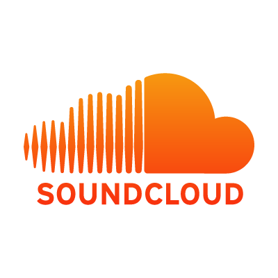 Soundcloud logo vector free download