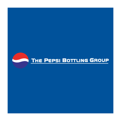 The Pepsi Bottling Group logo vector
