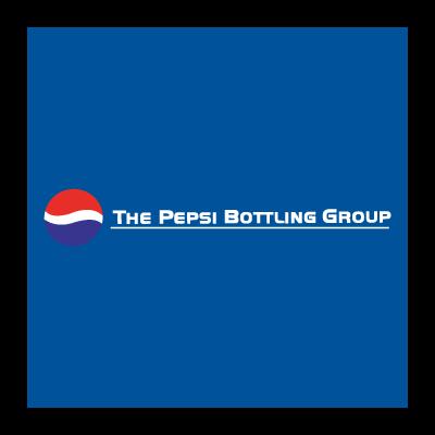 The Pepsi Bottling Group logo vector