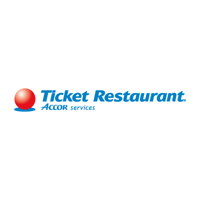 Ticket Restaurant (.EPS) vector logo