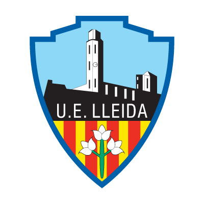 UE Lleida logo vector