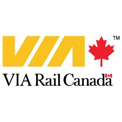 VIA Rail Canada logo vector