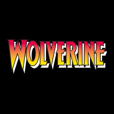 Wolverine Comics vector logo