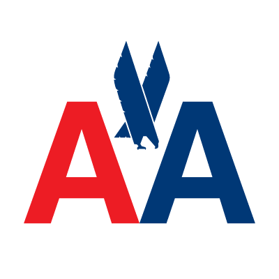 American Airlines AA logo