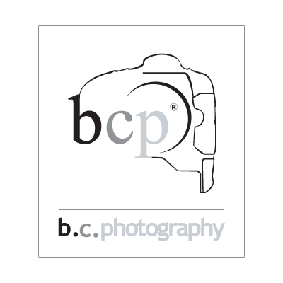 B.c.photography logo vector