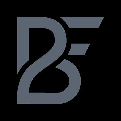 B2F logo vector