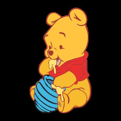 Baby Pooh logo