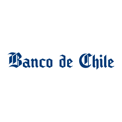 Banco de chile logo vector