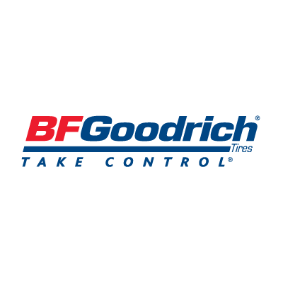 BF Goodrich Tires logo vector