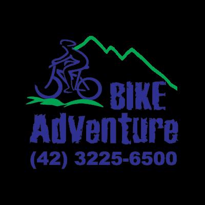Bike adventure logo