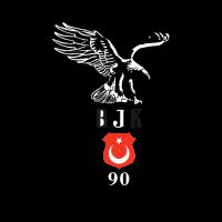 Bjk logo vector free