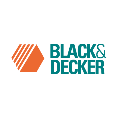 Black & Decker logo vector