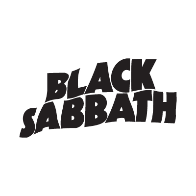 Black Sabbath Music logo vector