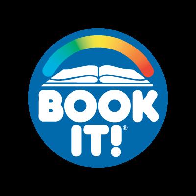 Book It! logo vector