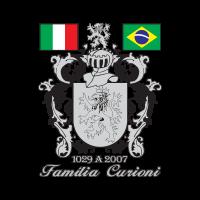Brasao Familia Curioni logo vector free