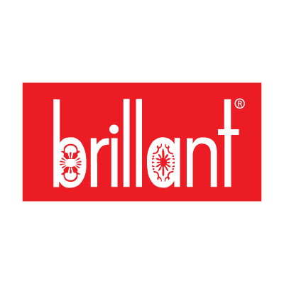 Brillant logo vector