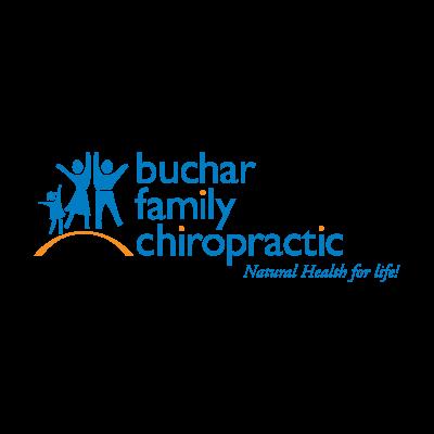 Buchar Family Chiropractic logo vector