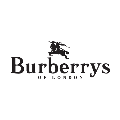 Burberrys of London logo vector