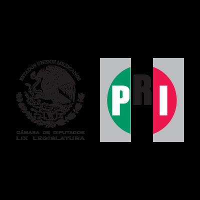 Camara de Diputados LIX Legislatura PRI logo