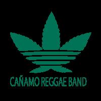 Canamo Reggae logo vector free