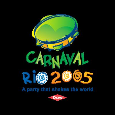Carnaval Rio logo vector