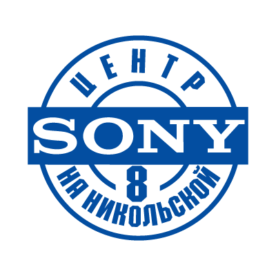 Center SONY Nikolskaya logo