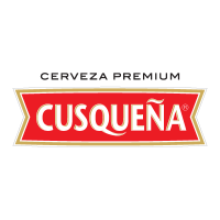 Cerveza Cusquena logo vector free download
