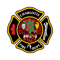 Charlotte Fire Department logo vector free