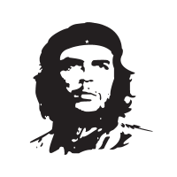 Che Guevara Ernesto logo vector free